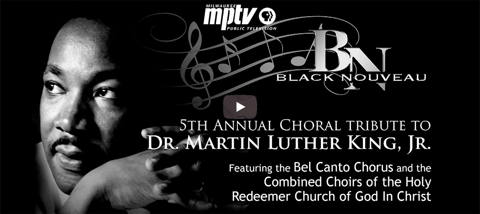 5th Annual Choral Tribute to Dr. King