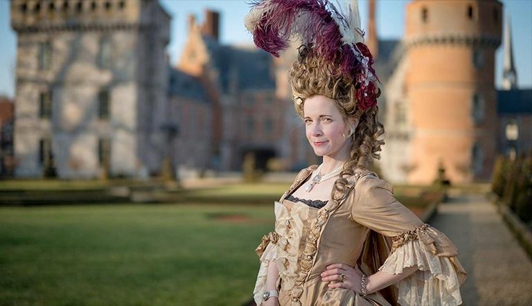 Antoinette- The Doomed Queen