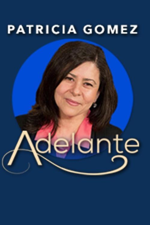 Photograph of Patricia Gomez, host of Adelante