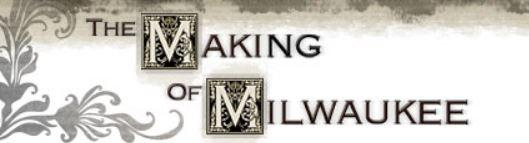 The Making of Milwaukee Logo