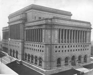 Photo of Milwaukee County Courthouse