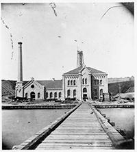 Photo of Milwaukee Water Works North Point Pumping Station
