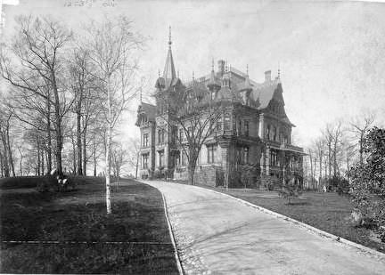 Photo of Schandein Residence at 2400 W. Wisconsin Avenue