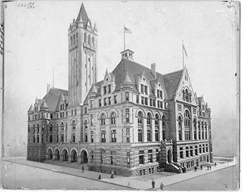 Photo of Federal Building and Post Office