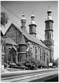 Photo of Polish Families Start St. Stanislaus Church on South Side