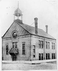 Photo of Old St. Mark AME Church