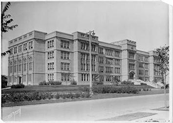 Photo of Washington High School