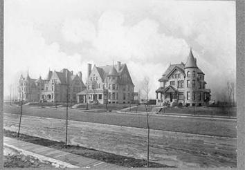 Photo of Highland Blvd. Mansions