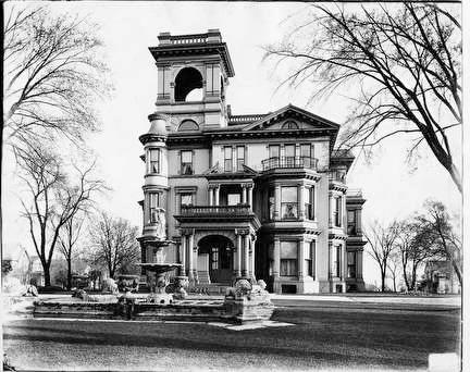 Photo of John Plankinton Mansion on 15th and Grand Avenue