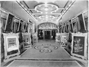 Photo of Alhambra Movie Palace Theater Interior