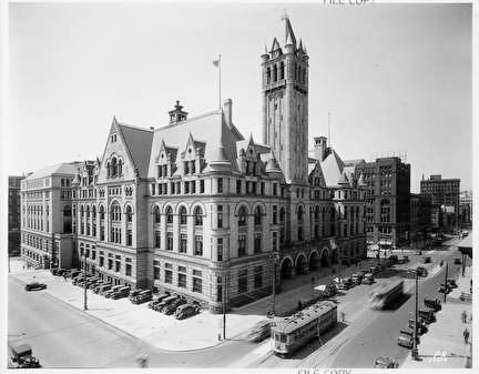 Photo of Federal Building on Wisconsin Avenue