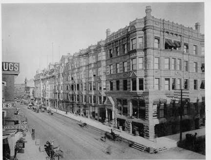 Photo of Plankinton House, West Water to 2nd St.