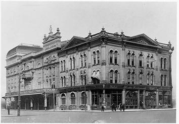 Photo of Pabst Theatre on Wells and Water