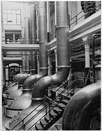 Photo of Beer Kettles at Pabst Brewing Company