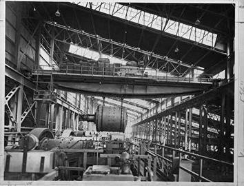 Photo of Harischfeger Corp Overhead Crane