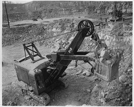 Photo of Harischfeger Corp Shovel