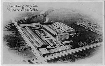 Photo of Nordberg Plant on Oklahoma Avenue