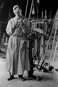 Photo of Lynde Bradley, one of the founders of Allen-Bradley