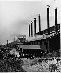 Photo of Milwaukee Iron Company in Bay View