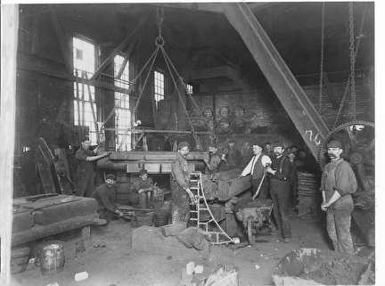 Photo of Foundry Interior
