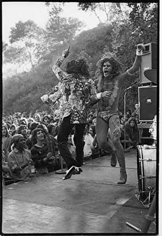 Photo of Love-In Hippie Festival