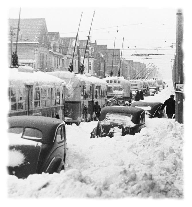 Photo of The Big Snowstorm of 1947