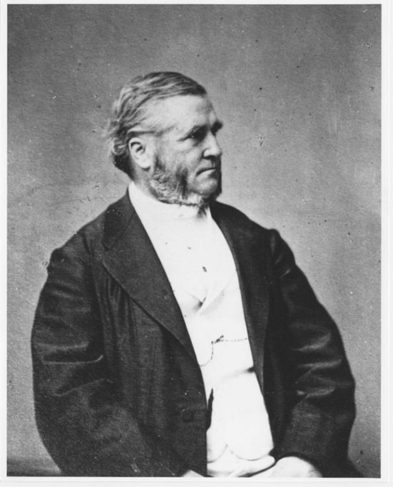 Photo of Alexander Mitchell