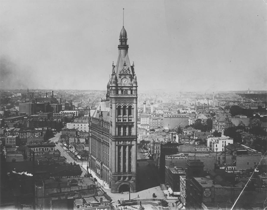 Photo of City Hall Portrait