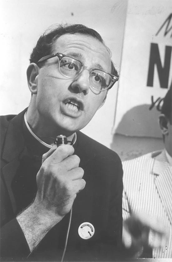Photo of Father James Groppi