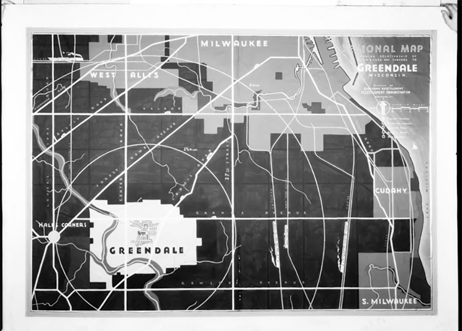 Photo of Greendale Map