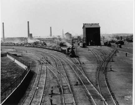 Photo of Railroad Collection Yards