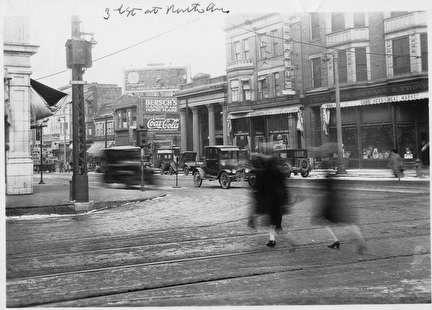 Photo of Third Street at North Avenue