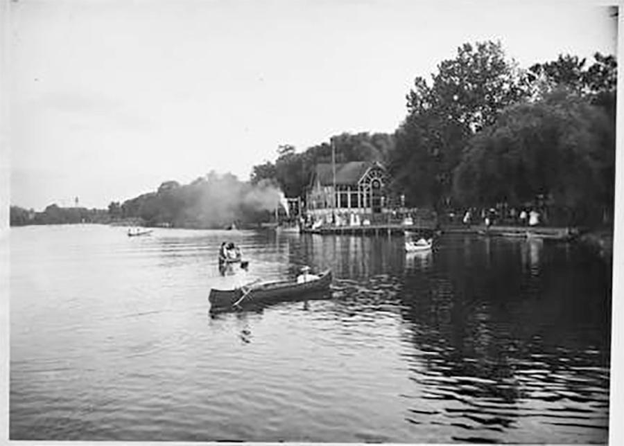 Photo of Lagoon and Boating at Blatz Park