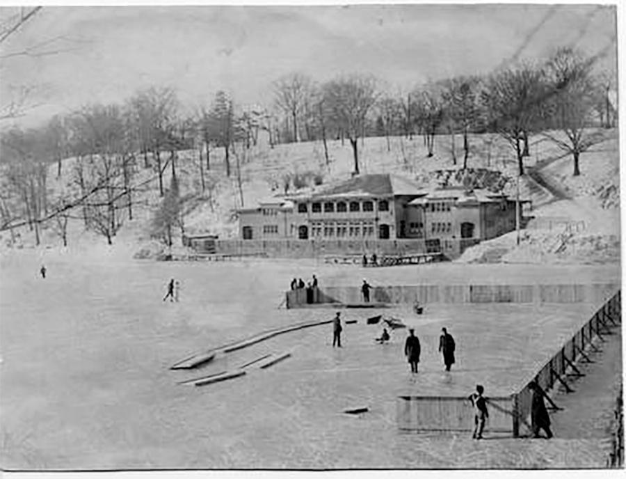 Photo of Gordon Park Skating and Shelter