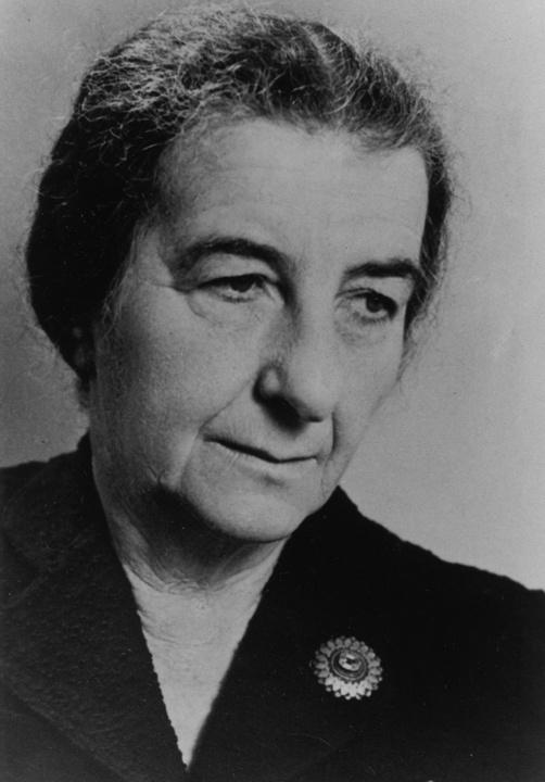 Photo of Golda Meir