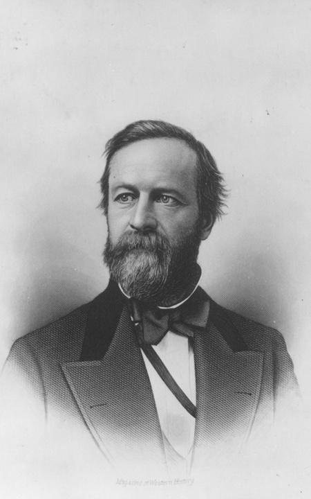 Photo of Edward P. Allis