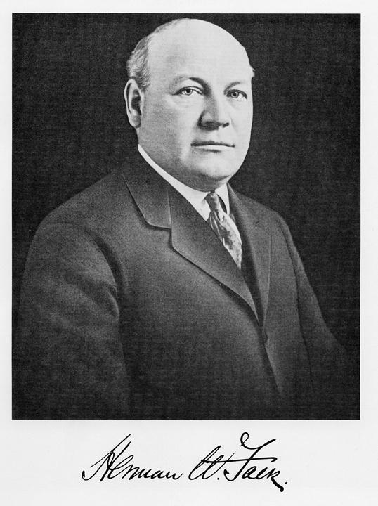 Photo of Herman Falk