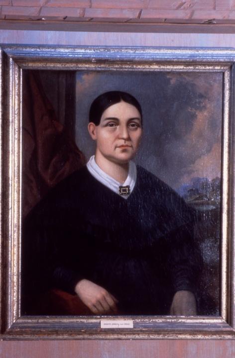 Photo of Josette Vieau, Solomon Juneau's wife