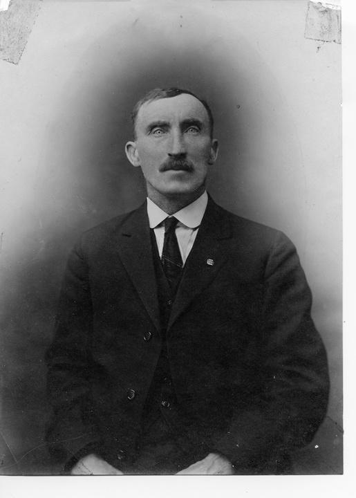 Photo of Irish Man
