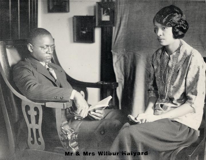 Photo of Wilbur & Ardie Halyard Started the Columbia Savings & Loan