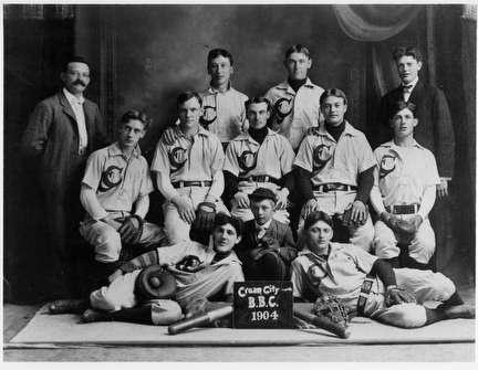 Photo of Cream City BBC Baseball Team
