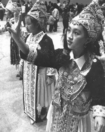 Photo of Hmong Girls