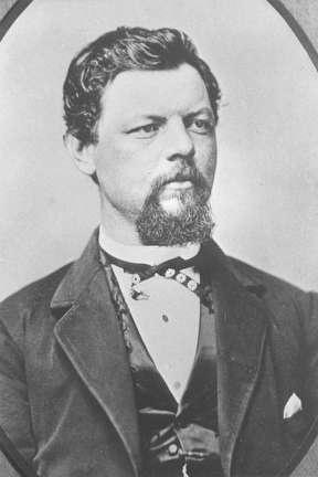 Photo of Captain Frederick Pabst