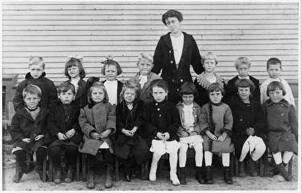 Photo of Shorewood School Children