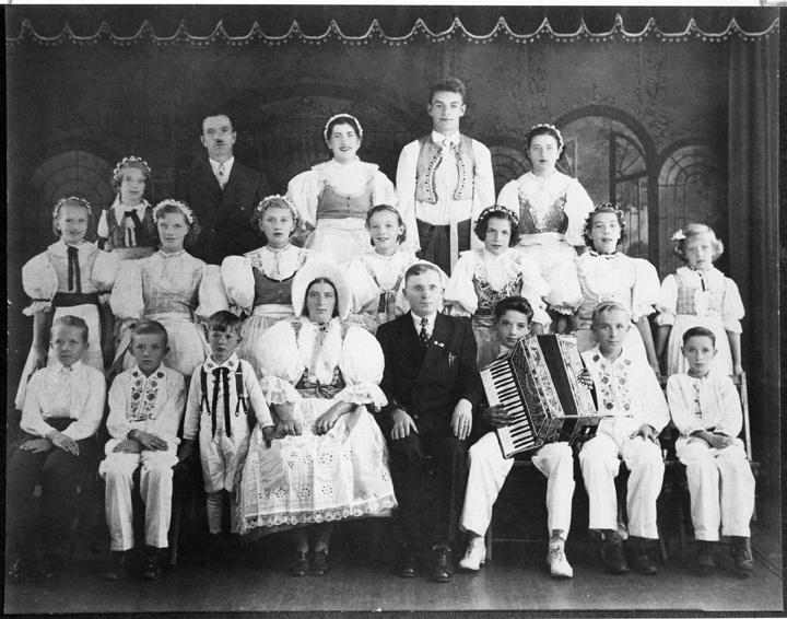 Photo of Slovak Group of Musicians