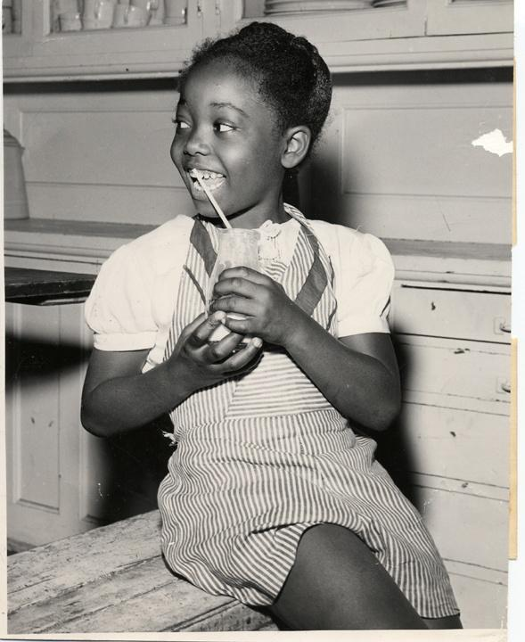 Photo of Young African-American Girl
