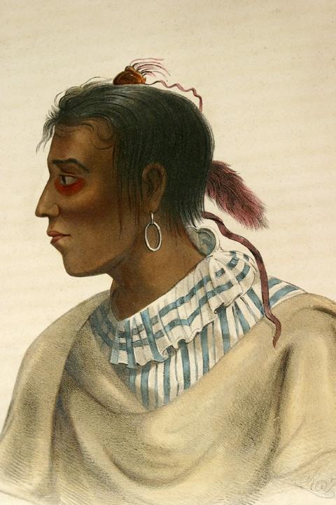 Photo of Potawatomi Portrait