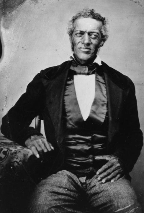 Photo of Sully Watson; Bought Himself Out of Slavery for $500