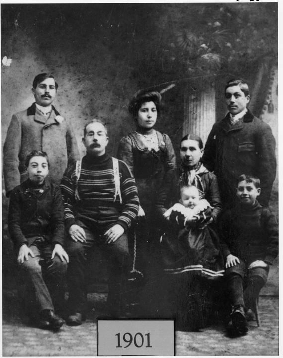Photo of Italian Family Portrait