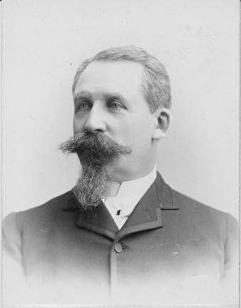 Photo of John Johnston, 1836-1904